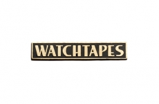 WATCHTAPES BAR PIN